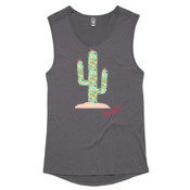 Racy & Lucky - Sleeveless Cactus